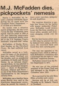 Obituary 1981