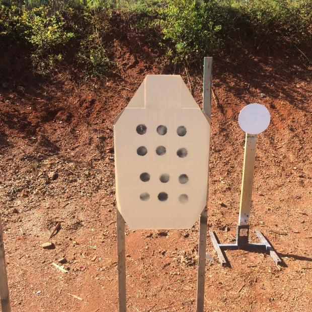 target dots