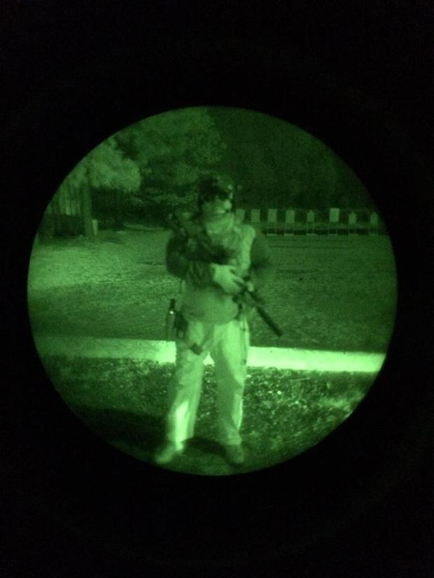 Thanks to this guy for the night vision pictures.